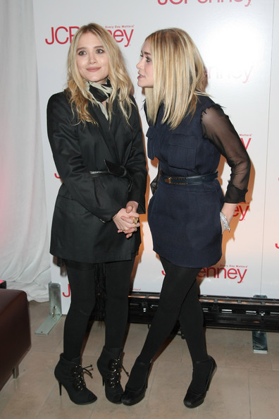 Mary+Kate+Olsen+Boots+Lace+Up+Boots+xBe4O2OjqFAl